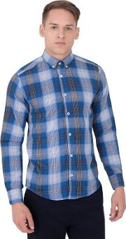 Royal Check Long Sleeve Shirt