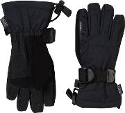 Black Dex Milatex Gloves