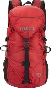 Bright Red Packaway Alpine 30l Backpack