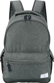 Grey Marl Hobson 18l Backpack