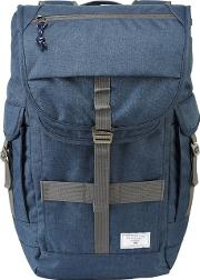 Navy Marl Dolan 26l Backpack