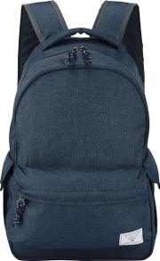 Navy Marl Hobson 18l Backpack