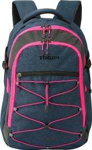 Navyneon Urban College Backpack