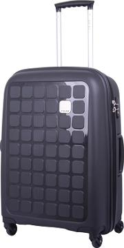 Black Ii holiday 5 Medium 4 Wheel Suitcase
