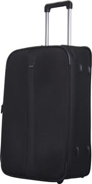 Black superlite Iii 2 Wheel Medium Suitcase