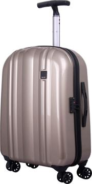 Bronze absolute Lite Cabin 4 Wheel Suitcase