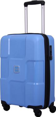 Chambray world 4 Wheel Cabin Suitcase