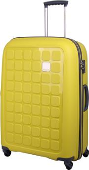 Citron Ii holiday 5 Large 4 Wheel Suitcase