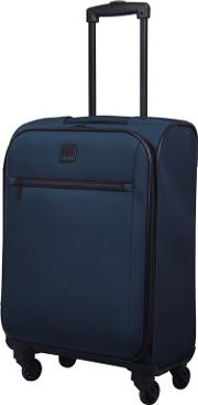 Emerald full Circle 4 Wheel Cabin Suitcase