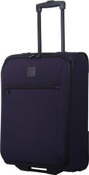 Midnight glide Lite Iii 2 Wheel Cabin Suitcase