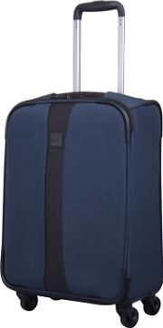 Teal superlite 4w 4 Wheel Cabin Suitcase