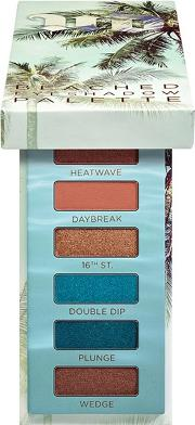 Limited Edition beached Eye Shadow Palette