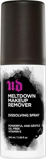 meltdown Make Up Remover Dissolving Spray Make Up Remover 100ml