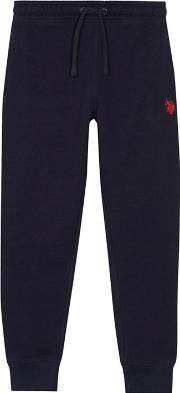 U.s. Polo Assn. Boys Navy Jogging Bottoms