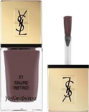 Yves Saint Laurent La Laque Couture In 21 Taupe Retro