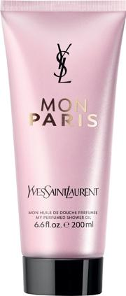 Yves Saint Laurent mon Paris Shower Oil 200ml