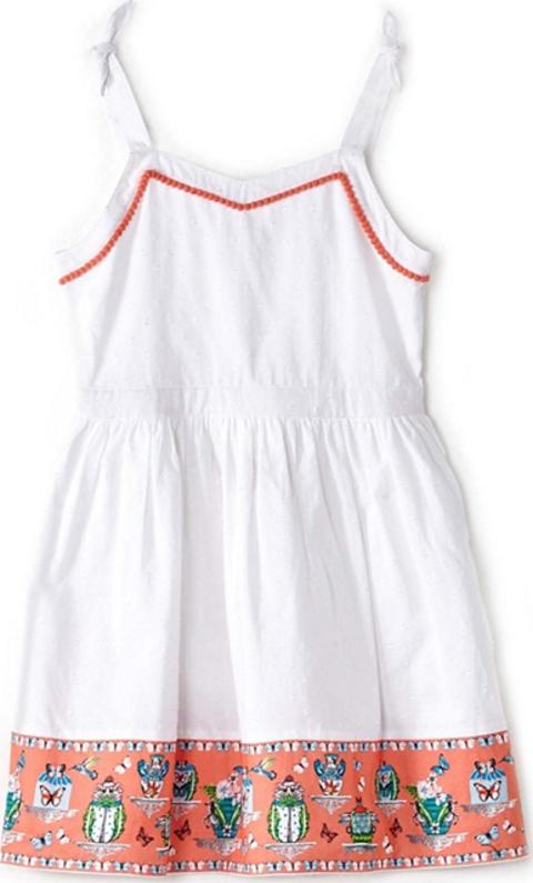Shop Yumi Girl Skater Dress for Kids - Obsessory a2a0ba60b