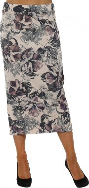 Dora Fudge Dark Romance Midi Skirt