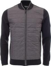 Baffle Zip Through Jacket