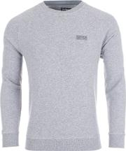Essential Slim Fit Crew Sweater