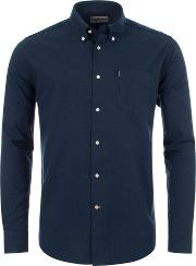 Stapleton Stanley Tailored Fit Oxford Shirt