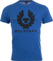 Cranstone T Shirt In Electric Blue