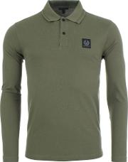 Selbourne Long Sleeve Polo