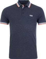 Athleisure Slim Fit Paddy Polo
