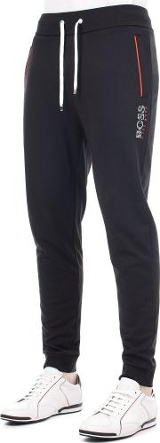 Contrasting Piping Tracksuit Pants