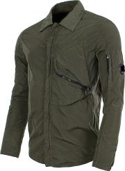 Chrome Overshirt