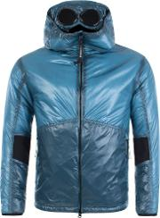 Outline Goggle Two Tone Jacket
