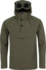 Shell Pull Over Goggle Jacket