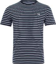 Fine Stripe T Shirt