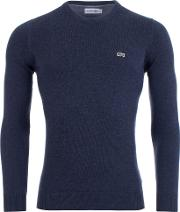 Crew Neck Cotton Jumper