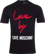 Love By T Shirt