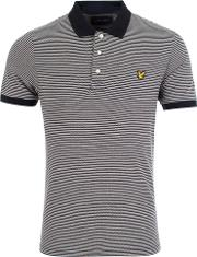 Feeder Stripe Polo Shirt