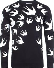 Swallow Swarm Crewneck Sweatshirt