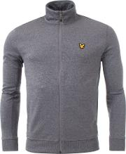 Funnel Neck Track Top