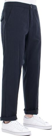 Drawstring Trousers Hooper Midnight