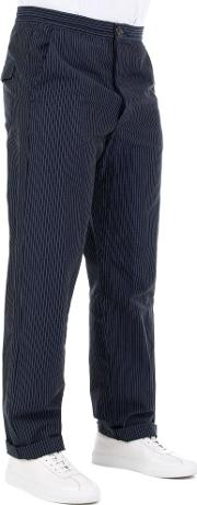 Drawstring Trousers Hooper Navy