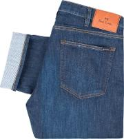 Tapered Jeans In Dk