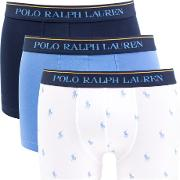 Polo Three Pack Trunks