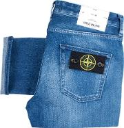 Skinny Fit Jeans In Used Wash