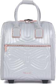 Clariaa Reflective Bow Travel Bag