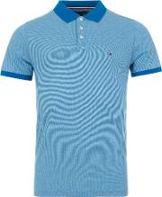 Th Flex Sophisticated Slim Fit Polo