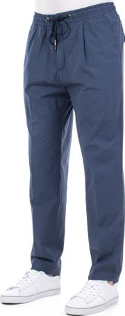 Tommy Drawcord Cotton Trouser