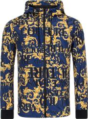 All Over Print Hooded Jacket