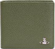 Milano Wallet Billfold In Green