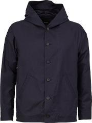 Hooded Jacket Men Cotton 2
