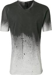 Spray Effect T Shirt